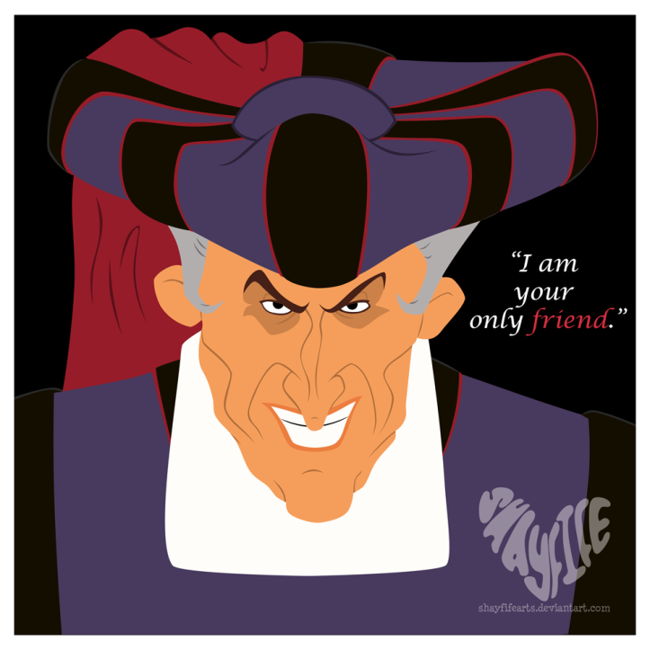 -Claude Frollo