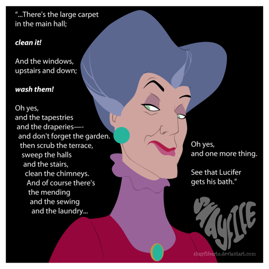 -Lady Tremaine