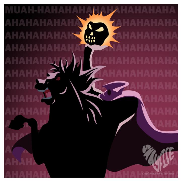 -Headless Horseman