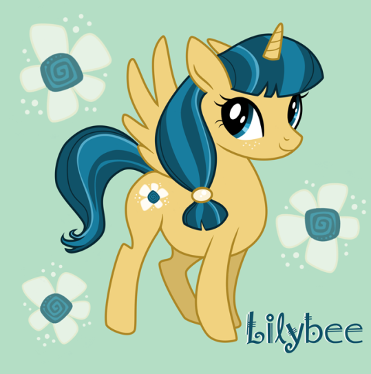 mlp___lillybee_by_asimplesong-d3i50ty