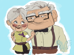Elli & Carl