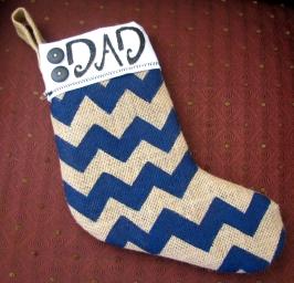 Dad Stocking